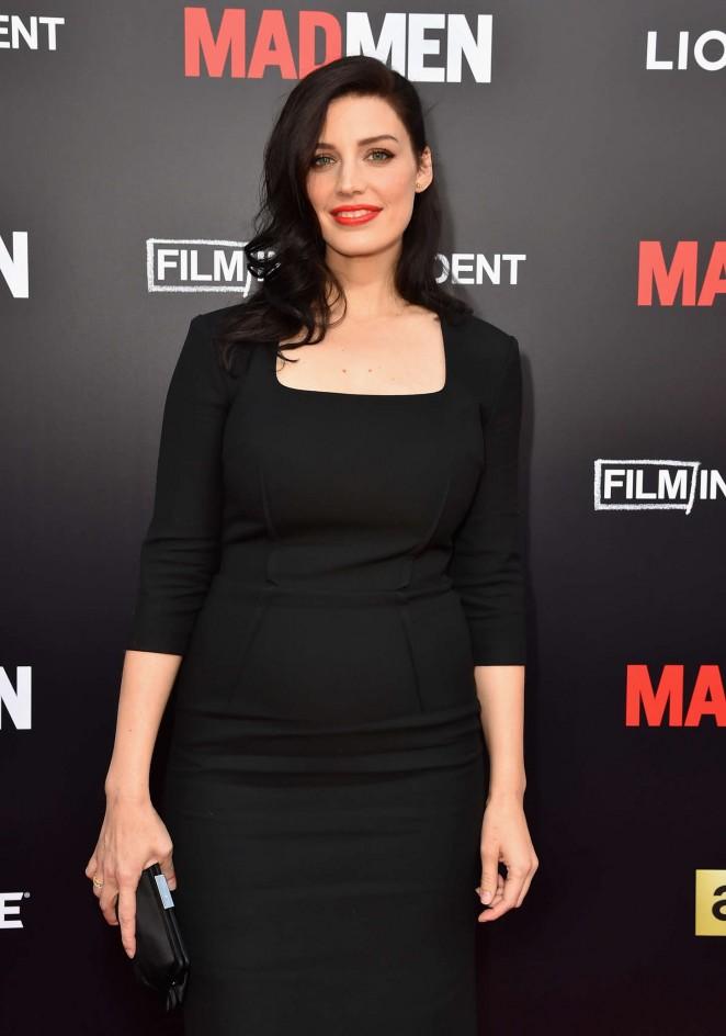 Jessica Pare – 'Mad Men' Live Read in LA