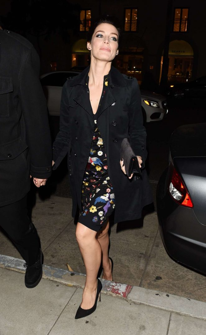 Jessica Pare: Mad Men TV Series Book Party -03