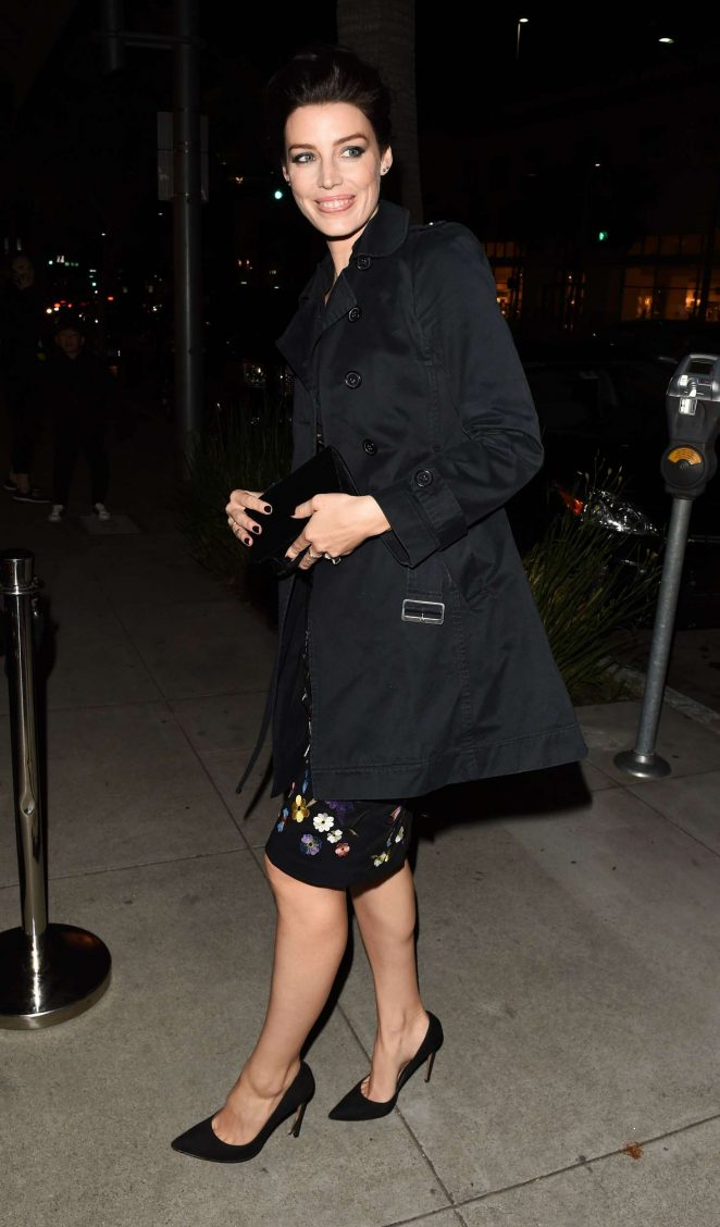 Jessica Pare: Mad Men TV Series Book Party -12
