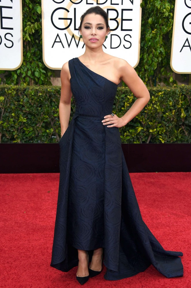 Jessica Parker Kennedy - 2015 Golden Globe Awards in Beverly Hills