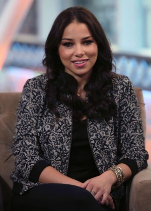Jessica Parker Kennedy at Hollywood Today Live in Hollywood