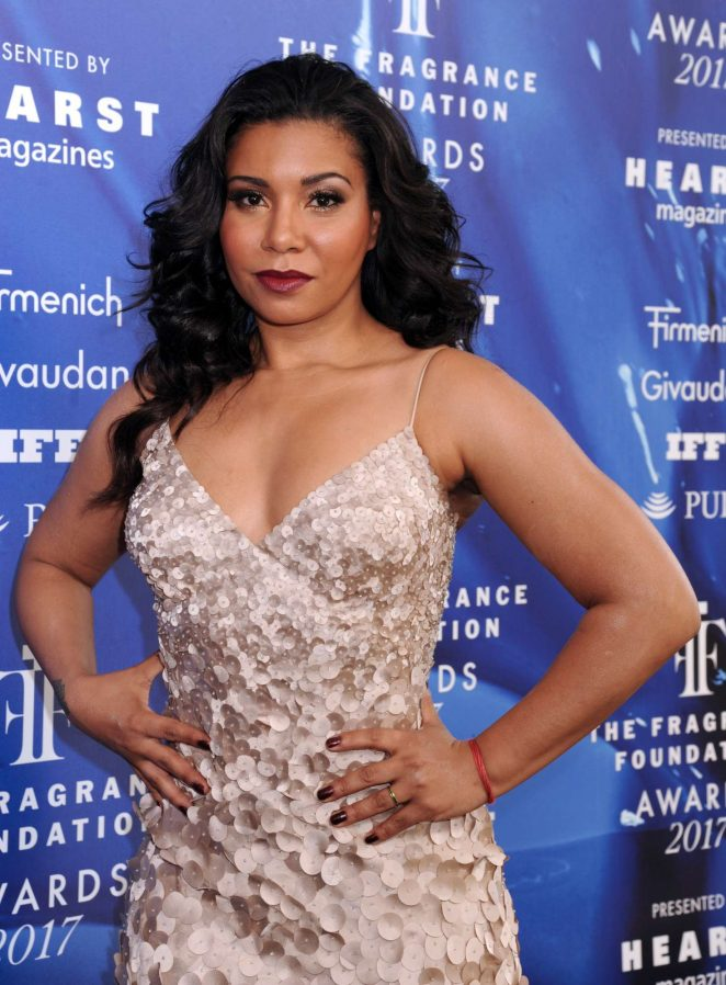 Jessica Pimentel - 2017 Fragrance Foundation Awards in New York City