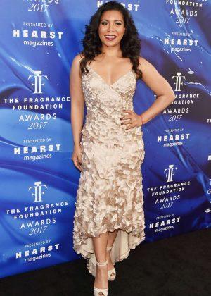 Jessica Pimentel 2017 Fragrance Foundation Awards In New