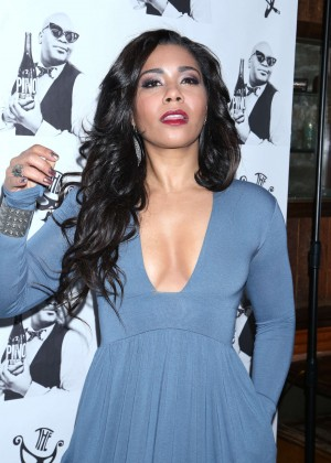 Jessica Pimentel - Pinot by Tituss Burgess held Launch Party in New York