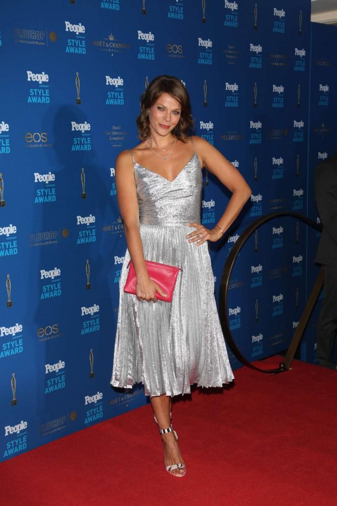 Jessica Schwarz - PEOPLE Style Awards 2016 in Munich