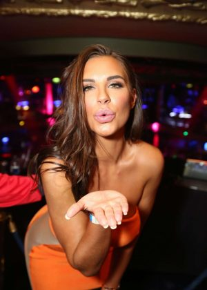 Jessica Shears at Cafe De Paris in London