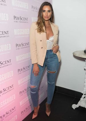 Jessica Shears - Missguided New Fragrance Launch Party In London