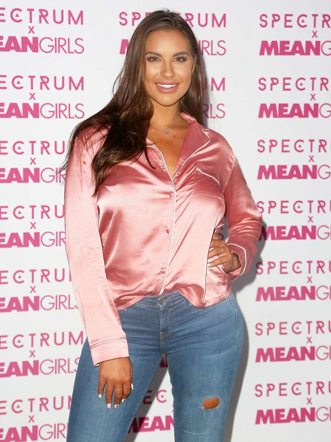 Jessica Shears - Spectrum and Mean Girls Burn Book Launch Party in London