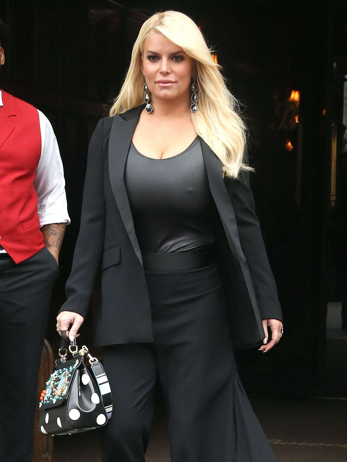 Jessica Simpson out and about in New York -18 - GotCeleb
