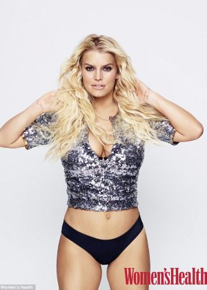 Jessica Simpson - Women's Health Magazine (September 2016)