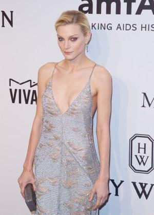 Jessica Stam - amfAR New York Gala 2015