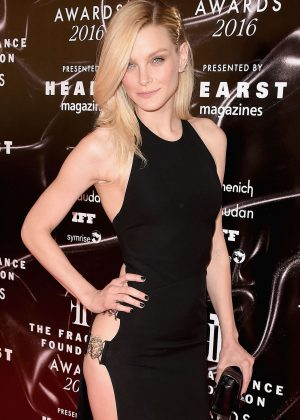 Jessica Stam - 2016 Fragrance Foundation Awards in New York