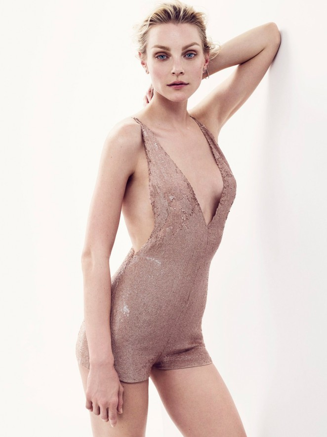 Jessica Stam - S Moda Photoshoot (June 2015)