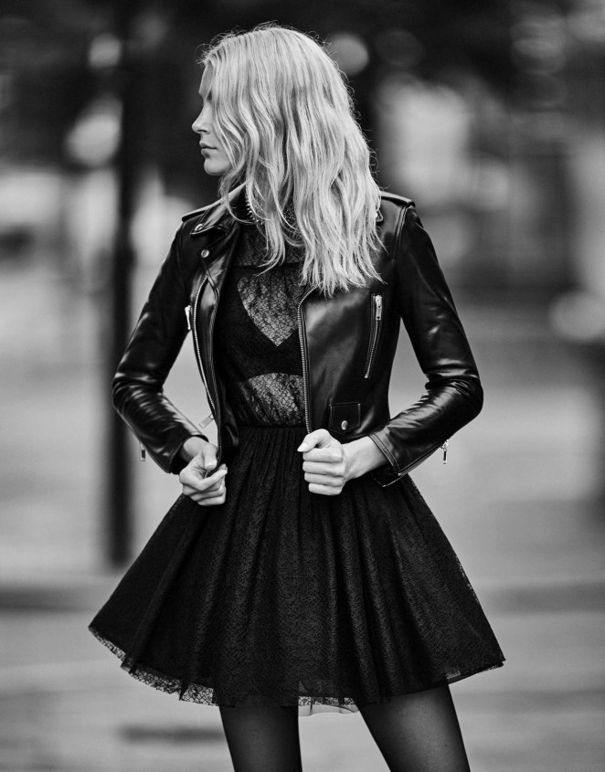 Jessica Stam - The Edit Magazine (September 2015)