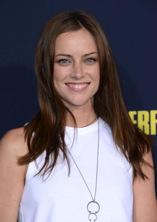 Jessica Stroup - 'Pitch Perfect 2' Premiere in LA