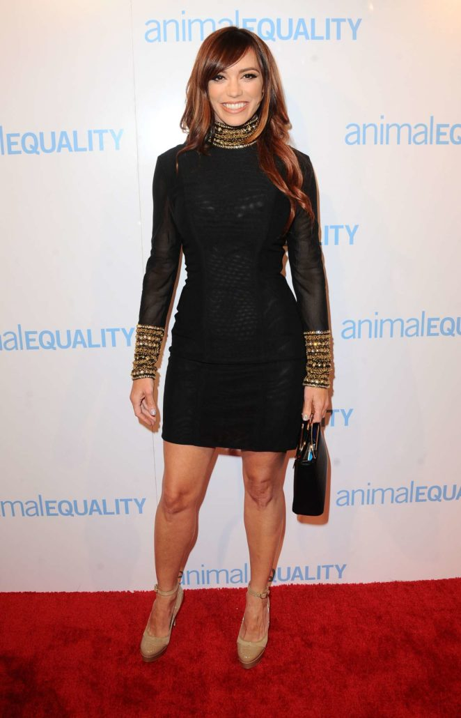 Jessica Sutta – 2017 Animal Equality Global Action Annual Gala in LA