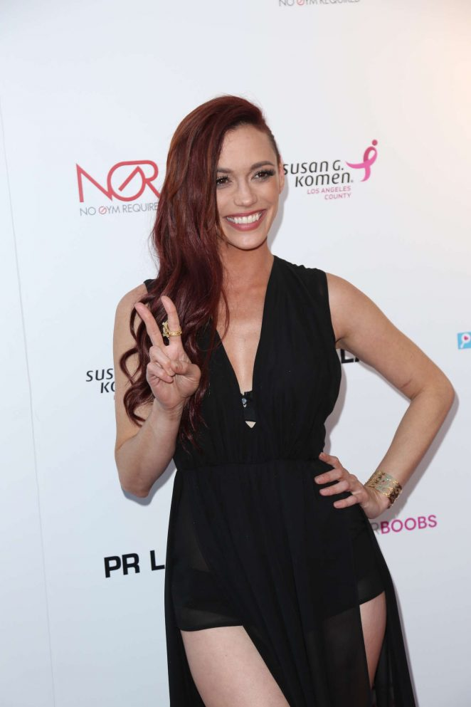 Jessica Sutta – Babes For Boobs Live Bachehelor Auction For Breast Cancer Research in LA
