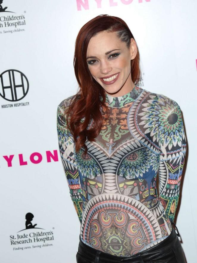 Jessica Sutta – NYLON Magazine's Muses And Music Party in LA