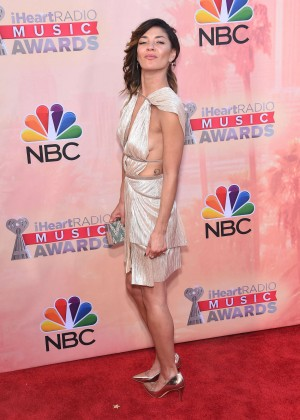 Jessica Szohr - 2015 iHeartRadio Music Awards in LA