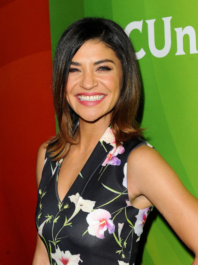Jessica Szohr - 2015 NBCUniversal Press Tour Day 1 in Pasadena