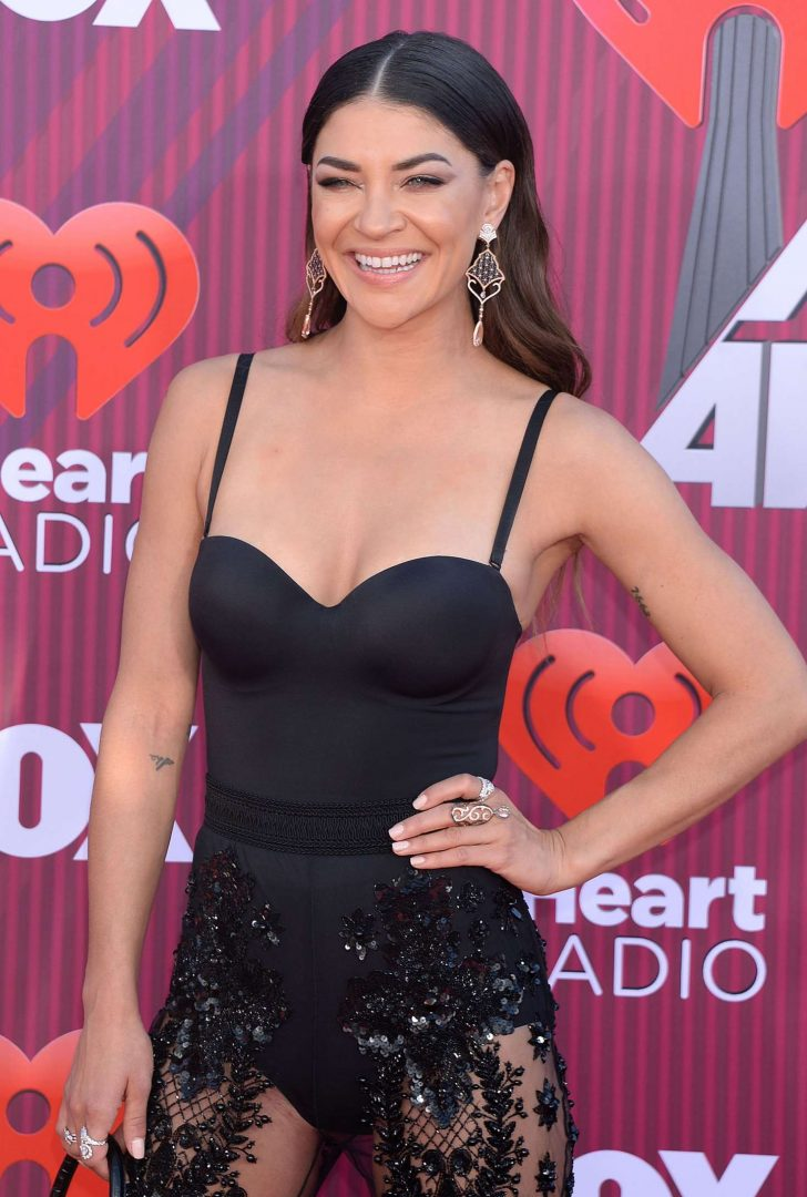 Jessica Szohr - 2019 iHeartRadio Music Awards in Los Angeles
