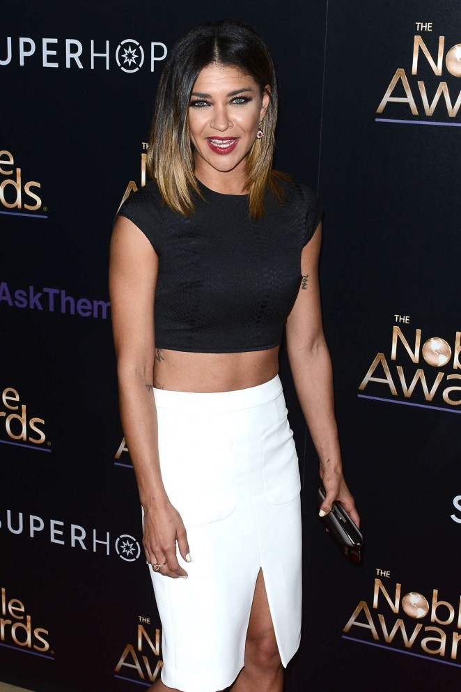 Jessica Szohr - Noble Awards 2015 in Beverly Hills