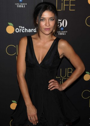 Jessica Szohr - 'Club Life' Premiere in NYC