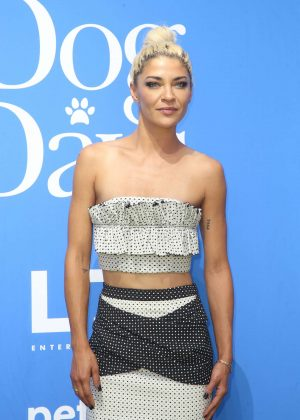 Jessica Szohr - 'Dog Days' Premiere in Los Angeles