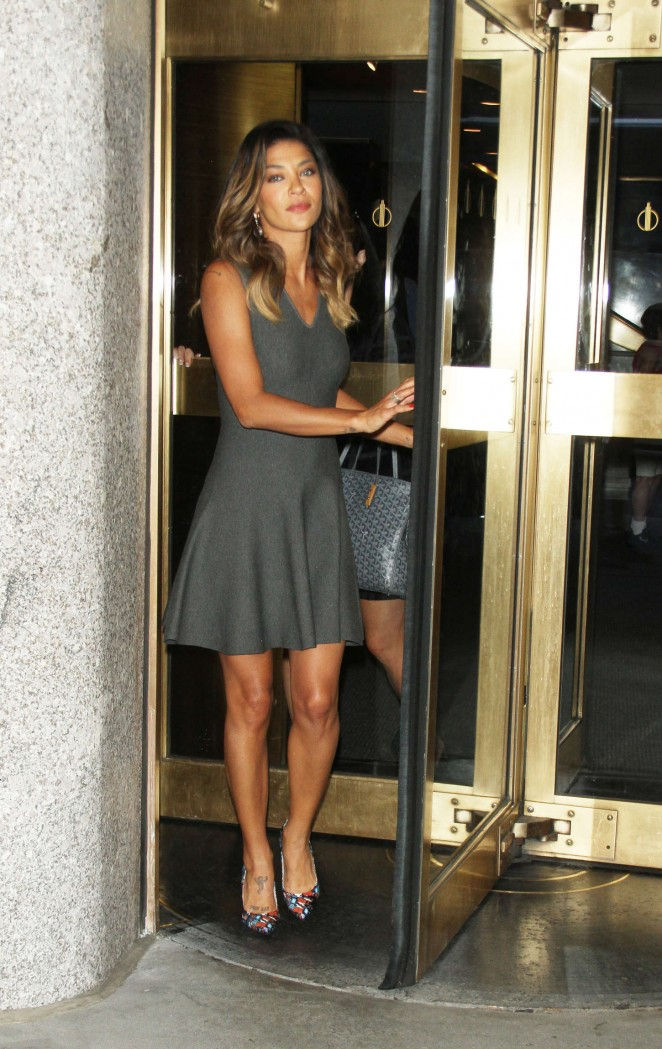 Jessica Szohr: New York Live in NYC -01