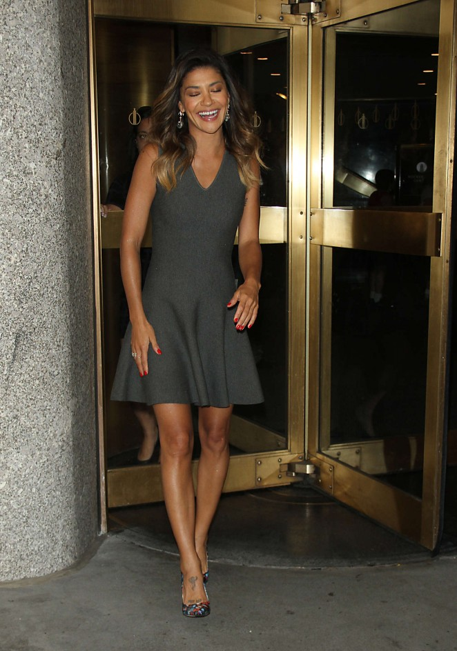 Jessica Szohr: New York Live in NYC -04