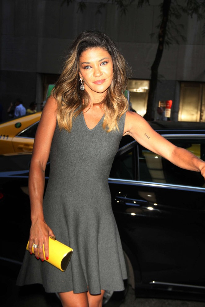 Jessica Szohr: New York Live in NYC -10