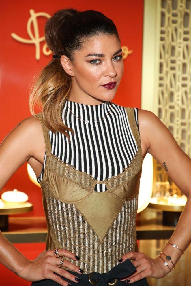 Jessica Szohr – Pomellato Beverly Hills Boutique Party in Los Angeles