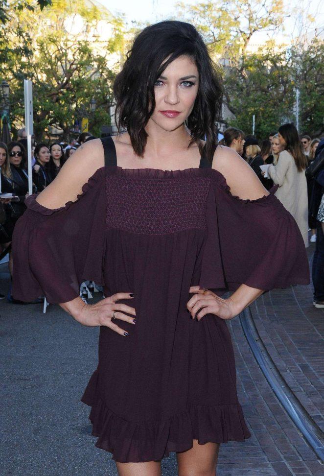 Jessica Szohr - Rebecca Minkoff Fashion Show 2017 in West Hollywood