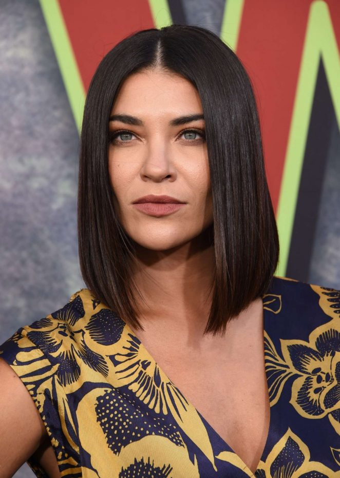 Jessica Szohr - Showtime's 'Twin Peaks' Premiere in Los Angeles