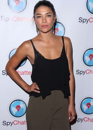 Jessica Szohr - Spychatter App Launch Event in Hollywood