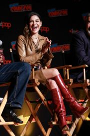 Jessica Szohr - 'The Orville' Cast Interview Panel - 2019 New York Comic Con
