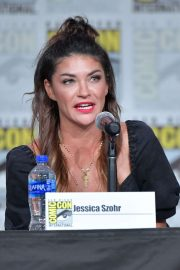 Jessica Szohr - 'The Orville' Panel at Comic Con San Diego 2019