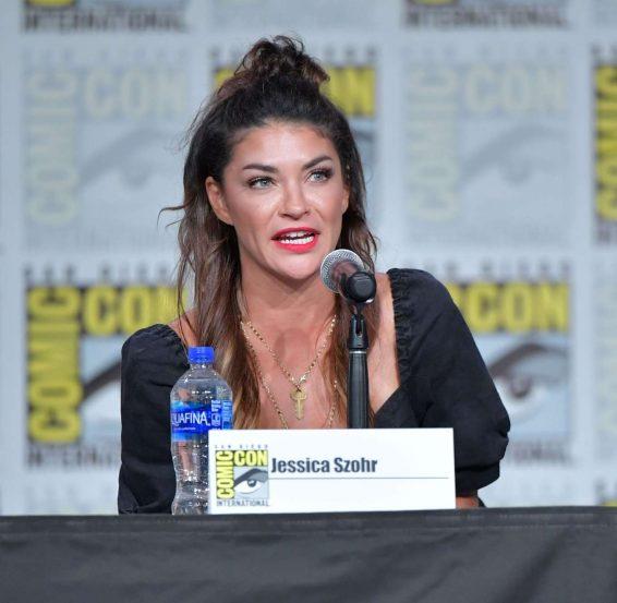 Jessica Szohr - 'The Orville' Panel at Comic Con San Diego 2019