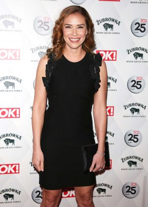 Jessica Taylor -  OK! Magazine's 25th Anniversary Party in London