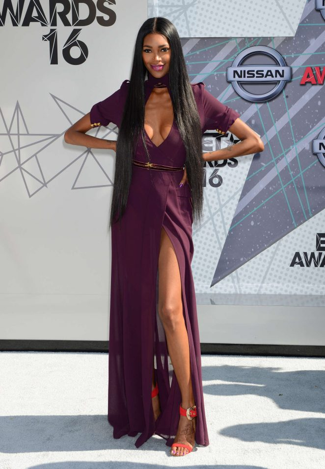 Jessica White - BET Awards 2016 in Los Angeles