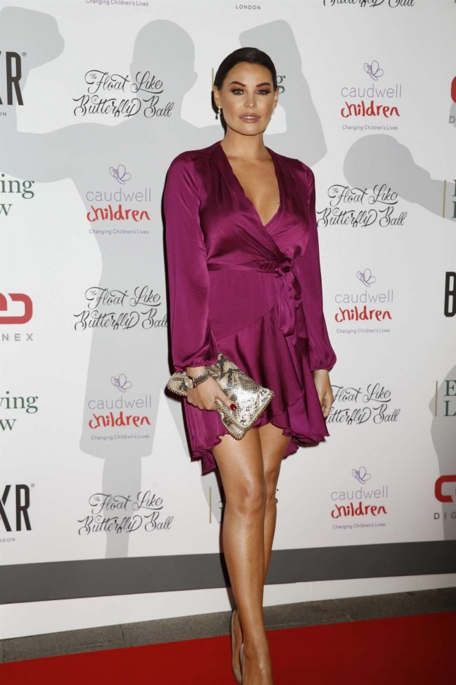 Jessica Wright – 2018 Float Like a Butterfly Ball in London