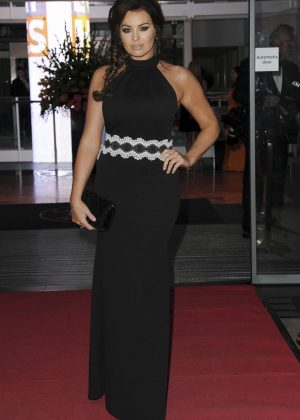 Jessica Wright at Everyday Heros Dinner in London