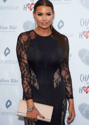 Jessica Wright - Chain of Hope Gala Ball 2017 in London