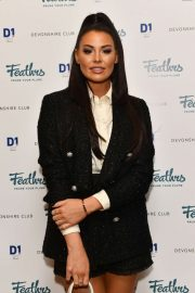 Jessica Wright - Feathrs Prune Your Plume Panel Discussion in London