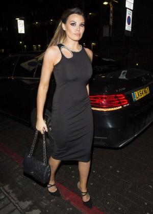 Jessica Wright - GavAid Quiz Night in London