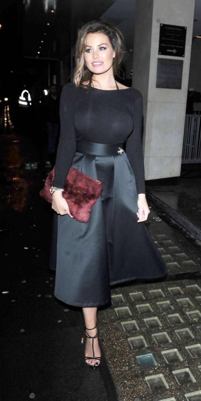 Jessica Wright: Leaves the Drama Nightclub -09