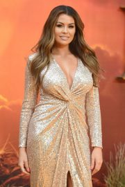Jessica Wright - 'The Lion King' Premiere in London