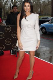 Jessica Wright - TRIC Christmas Charity Lunch 2019 in London