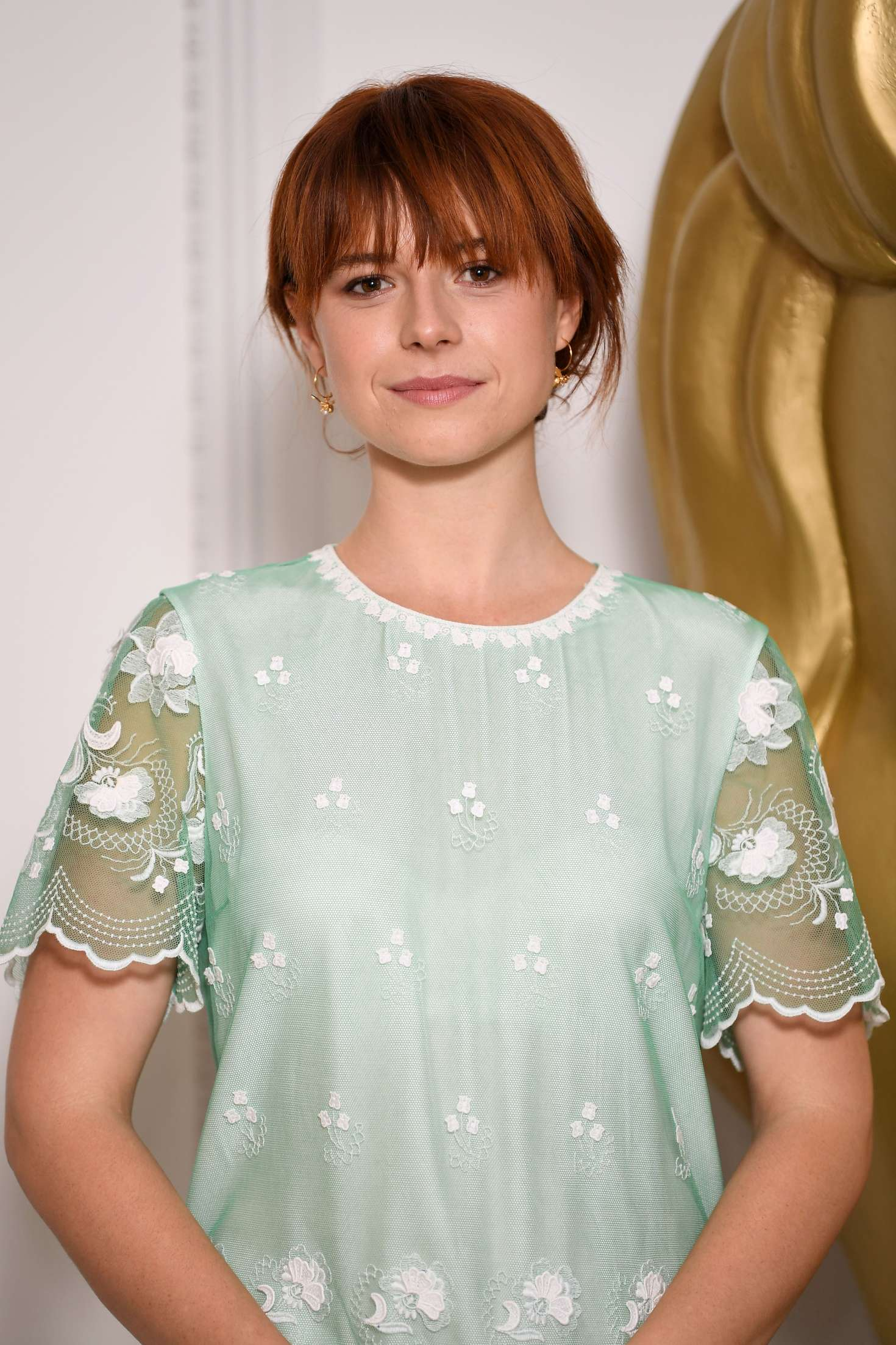 jessie buckley � bafta breakthrough brits in london � gotceleb