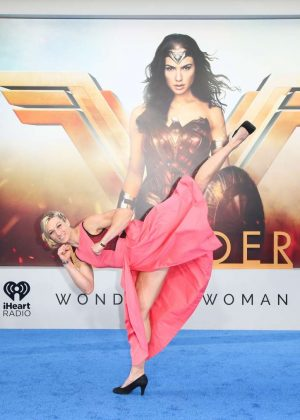 Jessie Graff - 'Wonder Woman' Premiere in Los Angeles Jessie Show 2017